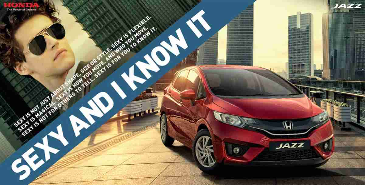 Honda Jazz – Slide 1