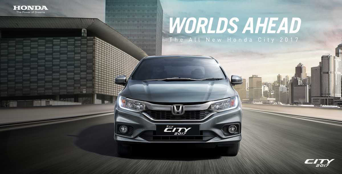 Honda City – Slide 2